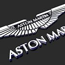 ASTON MARTIN LOGO by ANDIBLAIR