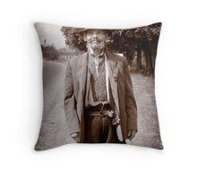 Hutsul Throw Pillow