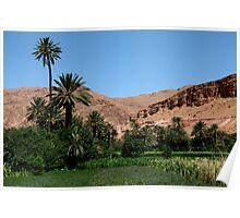 Tenghir valley  Poster