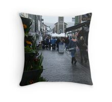 Keswick Market Throw Pillow
