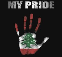 Lebanon My Pride One Piece - Long Sleeve