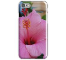 Pink Hibiscus If you like, please purchase, try a cell phone cover thanks iPhone Case/Skin