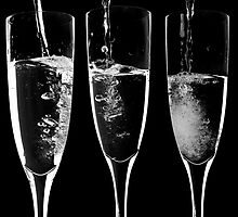 Champagne by Alex  Bramwell