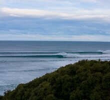 Bells Beach by Tim Brennan