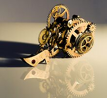 Steampunk device by muzy