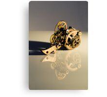 Steampunk device Canvas Print