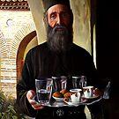 Monk by photoloi