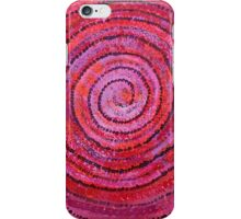 Sits in the Middle & Knows original painting iPhone Case/Skin