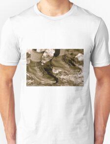 #583 Retro shoes #2 Unisex T-Shirt