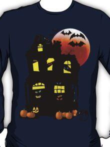 Halloween Mansion T-Shirt