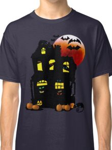 Halloween Mansion Classic T-Shirt