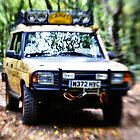 Camel Trophy Discovery by Mooguk