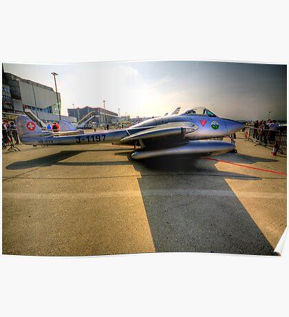 Geneva Classics 2009 - Aircraft 16 Poster