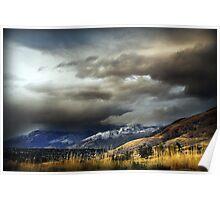 East Salt Lake Valley from Draper Poster