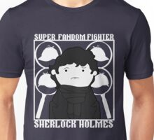 Super Fandom Fighter - Sherlock Unisex T-Shirt