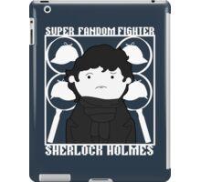 Super Fandom Fighter - Sherlock iPad Case/Skin