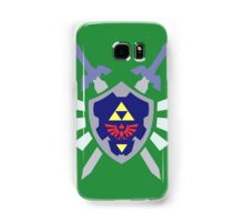 The hero of time, Link's shield Samsung Galaxy Case/Skin