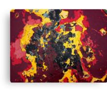 Peeling Magic Canvas Print