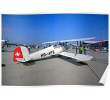 Geneva Classics 2009 - Aircraft 23 Poster