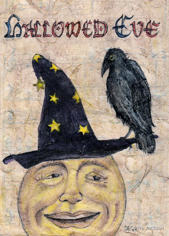 Hallowed Eve by Carrie Jackson
