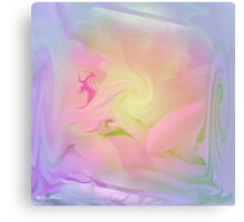 So Dreamy- Abstract  Art + Products Design  Canvas Print