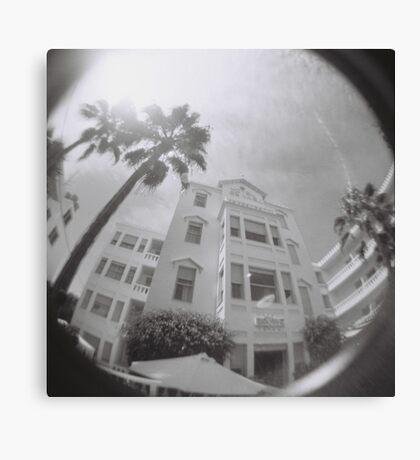 Es Vive Hotel, Ibiza Canvas Print