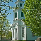 Historic Churches of Eastern Ontario, Canada by Mike Oxley