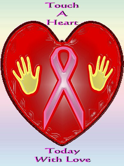 Breast Cancer Awareness (October Month) by Gail Bridger