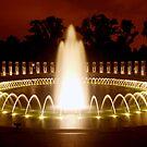 Washington DC - WWII Memorial by bkphoto