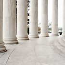 Washington DC - Jefferson Memorial by bkphoto