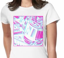 Elbows for the Ladies Womens Fitted T-Shirt