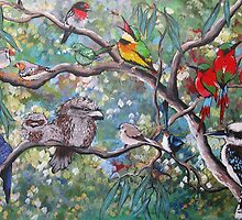 In The Treetops by Sally Ford
