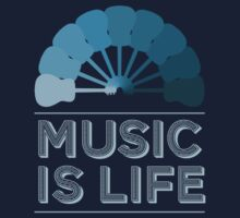 Music Is Life by modernistdesign