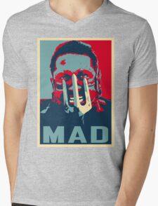 MAX ROCKATANSKY MAD Mens V-Neck T-Shirt
