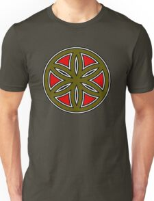 the slavic flower of protection Unisex T-Shirt
