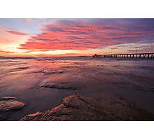 Sunrise@PL Photographic Print