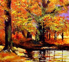 Nature's Perfect Palette by Jim Phillips