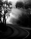 A Bend in the Road by LeeoPhotography
