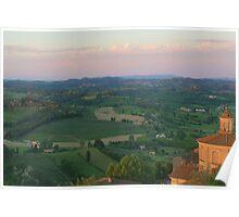 San Miniato, Italy Poster