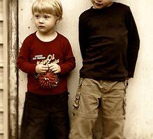 brothers by Klaudy Krbata