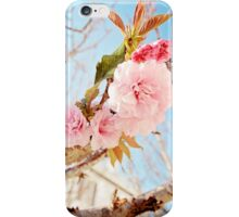 Lush Blooms iPhone Case/Skin