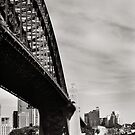 Sydney Harbour Bridge by Natalia Campbell