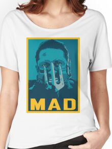 Max Rockatansky MAD (furycolor 1) Women's Relaxed Fit T-Shirt