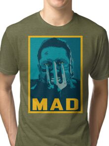 Max Rockatansky MAD (furycolor 1) Tri-blend T-Shirt