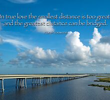 True Love Builds a Bridge by Bonnie T.  Barry