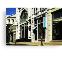 King St, Perth Canvas Print