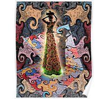 Fiesta Stilts Poster
