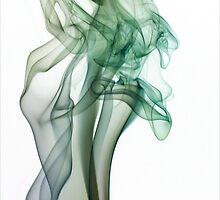 Dancing Smoke  by rjcolby