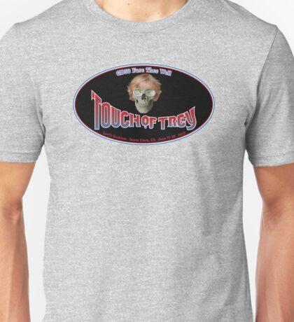 Touch of Trey-Santa Clara Unisex T-Shirt