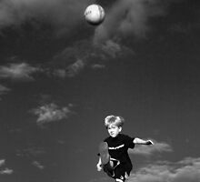 Soccer Ball by Mark Van Scyoc